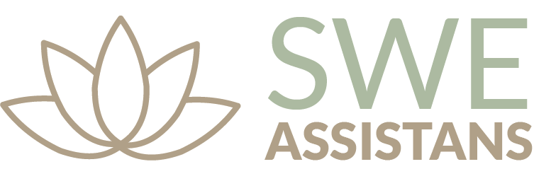 SWE Assistans Logotyp